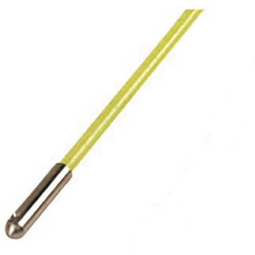 Labor Saving Devices Fiberglass Wire Pushing Rod (3')