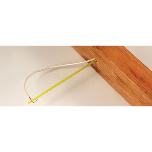 Labor Saving Devices Fiberglass Wire Pushing Rod (6')