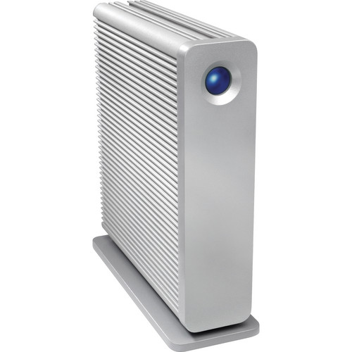 LaCie 4TB d2 Quadra Hard Drive with USB 3.0