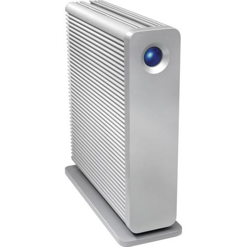 LaCie 4TB d2 Quadra External Hard Drive (USB Type-A / FireWire 800 / eSATA)