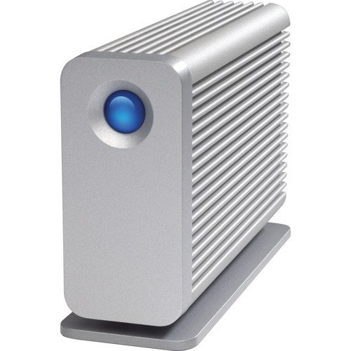 LaCie 2TB Little Big Disk Thunderbolt Series