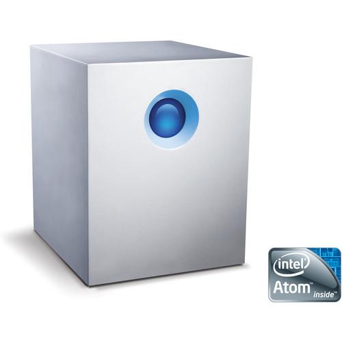 LaCie Diskless 5big NAS Pro Hybrid Cloud RAID