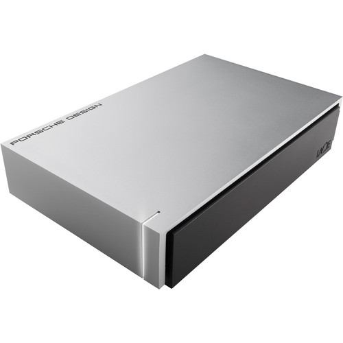 LaCie Porsche P'9233 4TB USB 3.0 Desktop Hard Drive