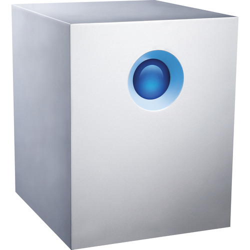 LaCie 10TB 5big Thunderbolt 2 Series 5-Bay RAID
