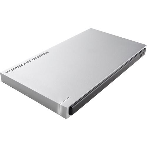 LaCie 250GB Porsche P'9223 Slim USB 3.0 SSD