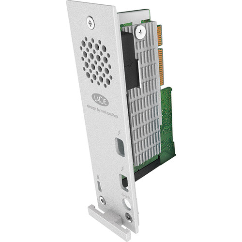 LaCie 128GB d2 Thunderbolt 2 External Hybrid Storage Upgrade