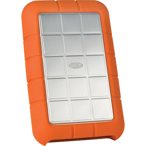 LaCie 1TB Rugged Triple USB 3.1 Gen 1 Mobile Hard Drive
