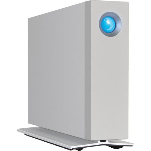 LaCie 4TB d2 Thunderbolt 2 Desktop Hard Drive