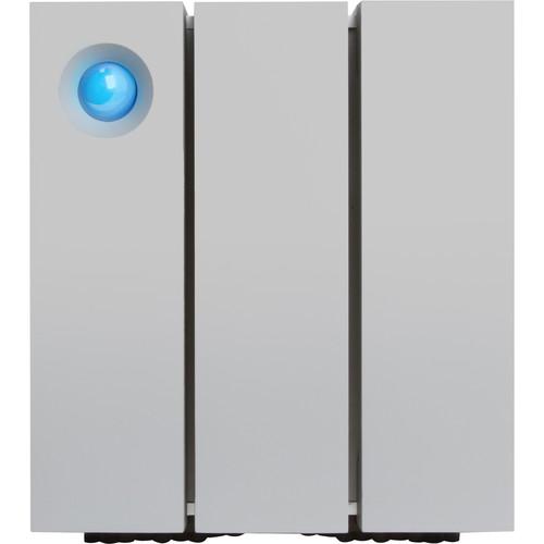 LaCie 2big 8TB 2-Bay Thunderbolt 2 RAID Array (2 x 4TB)
