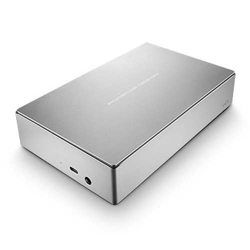 LaCie 4TB Porsche Design USB Type-C Desktop Drive (Worldwide)