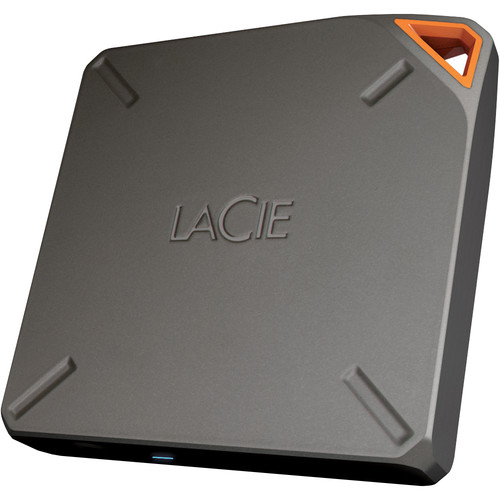 LaCie 1TB Fuel Wireless Storage Drive