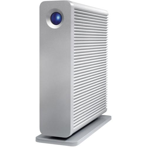 LaCie 6TB d2 Quadra External Hard Drive (USB Type-A / FireWire 800 / eSATA)