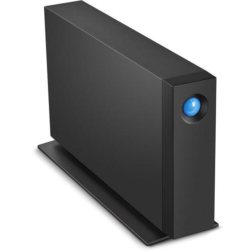 LaCie 10TB d2 Professional USB 3.1 Type-C External Hard Drive