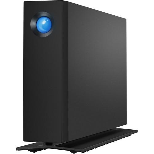 LaCie 8TB d2 Professional USB 3.1 Type-C External Hard Drive