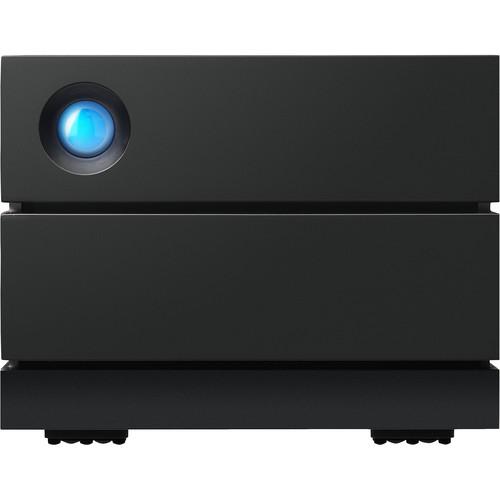 LaCie 16TB 2big 2-Bay USB 3.1 Type-C RAID Array