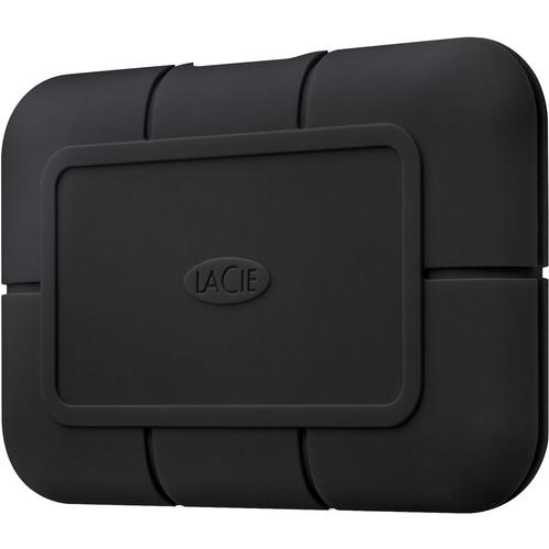 LaCie 2TB Rugged Pro Thunderbolt 3 External SSD