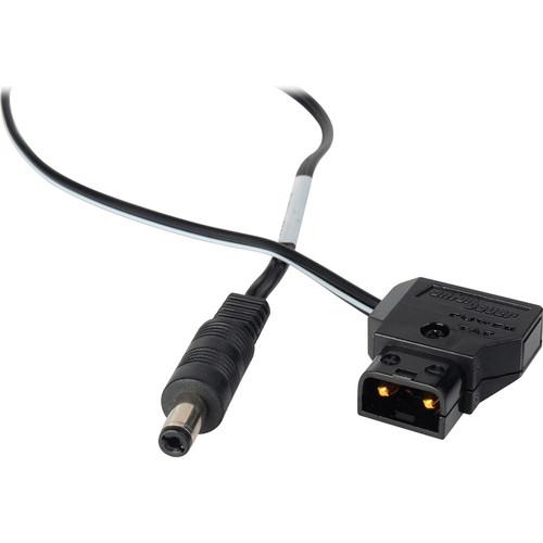 Laird Digital Cinema BlackMagic Design Power Cable - 2.5mm DC Plug to Anton Bauer P-TAP 7 ft