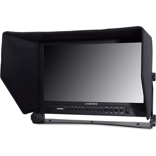 "Laizeske DR173DSW 17.3"" Full HD 3G-SDI/ HDMI LED-Backlit Production Monitor"