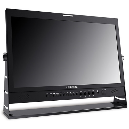 "Laizeske DR215DSW 21.5"" Full HD 3G-SDI/ HDMI IPS LED-Backlit Production Monitor"