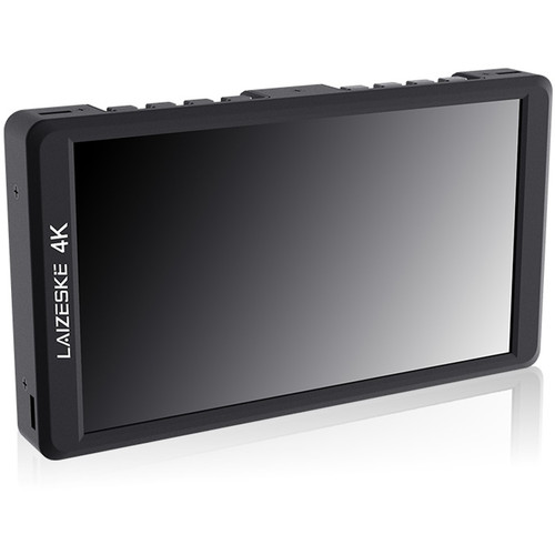 "Laizeske 5.7"" 4K HDMI On-Camera IPS Monitor"