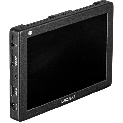 "Laizeske DRT7 7"" On-Camera HDMI 4K Monitor"