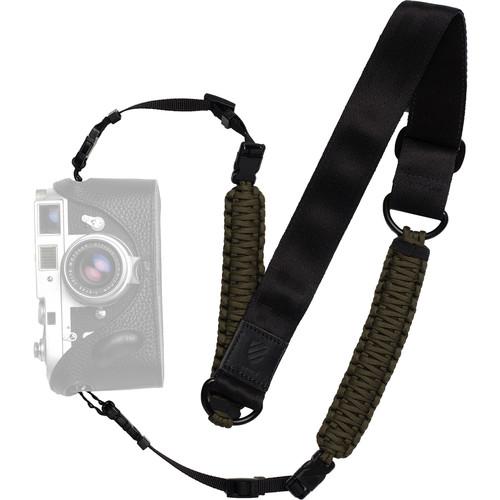 Langly Paracord Camera Strap (OD Green)