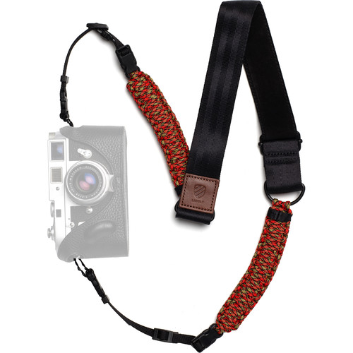 Langly Paracord Camera Strap (Mercury)