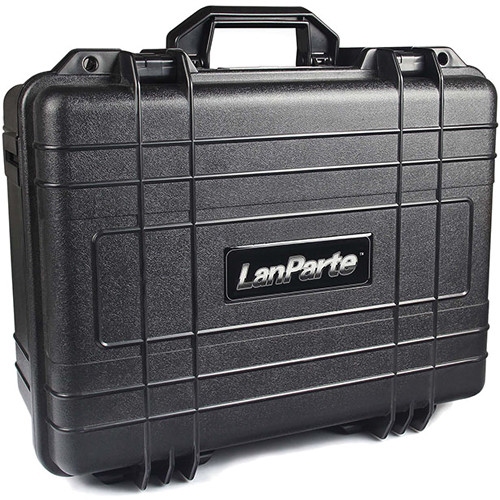 LanParte ABS Protection Suitcase for DSLR Camera Rig Kit