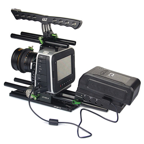 LanParte Blackmagic Cinema Camera Basic Kit