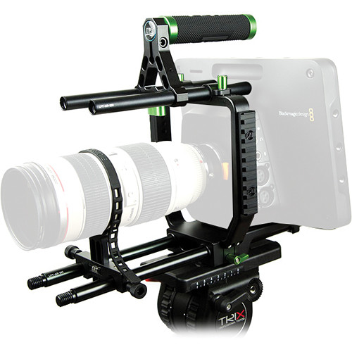 Lanparte BMSC Basic Cage for Blackmagic Studio Camera