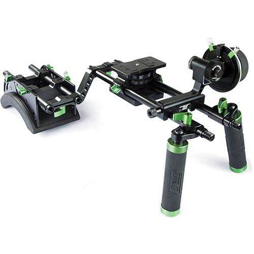 Lanparte Double Handle DSLR Camera Rig Kit