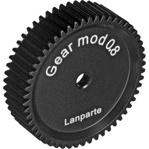 Lanparte 0.8 MOD 54 Tooth Drive Gear for FF-01/FF-02 Follow Focus
