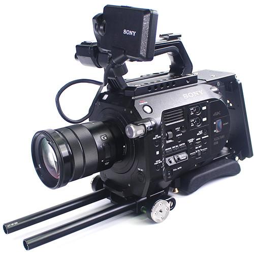 LanParte Basic Rig Kit for Sony FS7 Camera