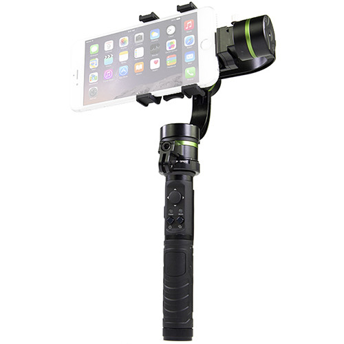 Lanparte Detachable Wired Control 3-Axis Gimbal for Smartphones
