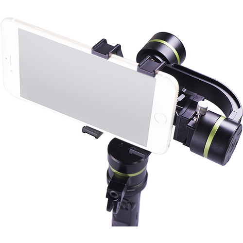 Lanparte Detachable Wired 3-Axis Gimbal for Smartphones