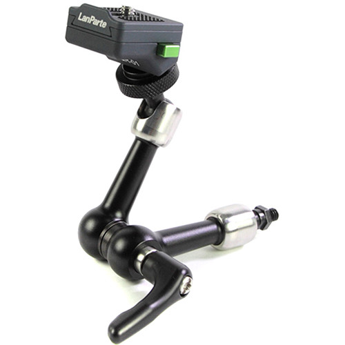 """LanParte Fans Series Friction Magic Arm with Monitor Quick Release Adapter (6"""")"""