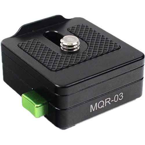 LanParte Monitor Quick Release Adapter (Flat)