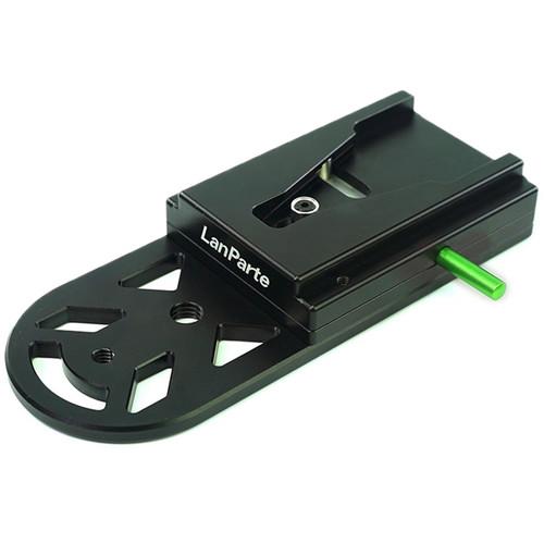 LanParte Monopod V-Lock Plate
