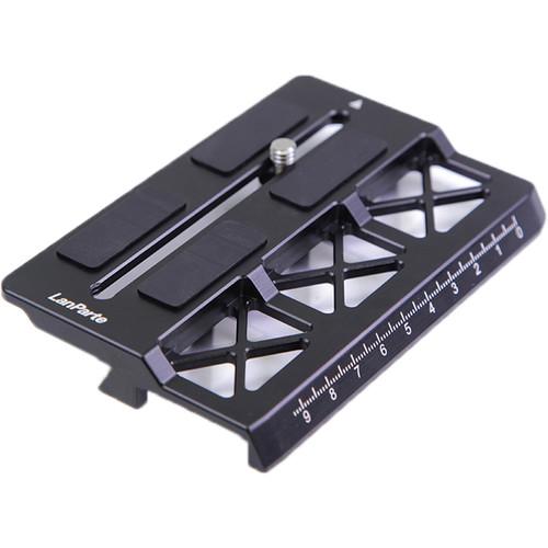 LanParte Offset Camera Plate for DJI Ronin-S