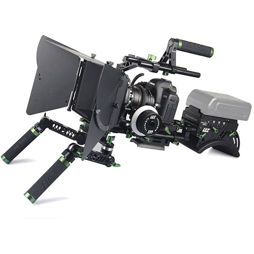 LanParte Professional DSLR Kit V1 (without Monitor and Battery)