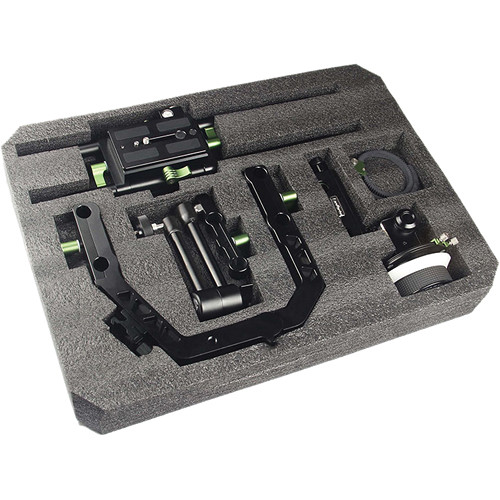 LanParte Shoulder-Mount Combo Rig Kit with ABS Protection Case