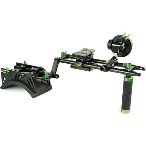 LanParte Single Handle DSLR Camera Rig Kit