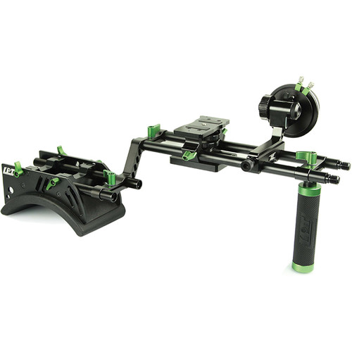 LanParte Single Handle DSLR Camera Rig Kit