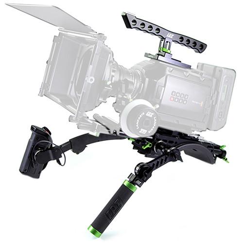 LanParte Pro Shoulder Kit for Blackmagic URSA Mini