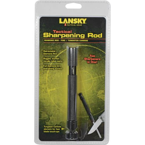 LANSKY Diamond/Carbide Tactical Sharpening Rod