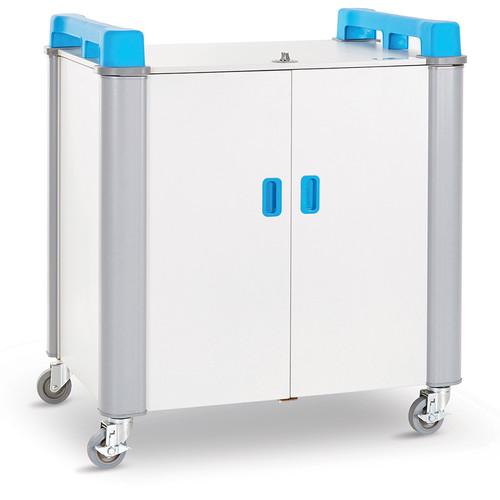 """LapCabby 15X 19"""" Laptops On Sliding Shelves with  Sliding Shelves"""