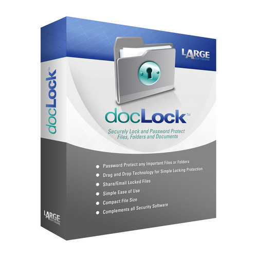 Large Software docLock 2015 (Download)