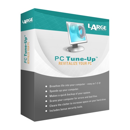 Large Software PC Tune-Up 2015 (Download)