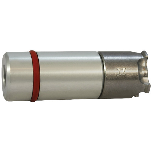 Laser Ammo 12-ga Shotgun Adapter for 9mm SureStrike