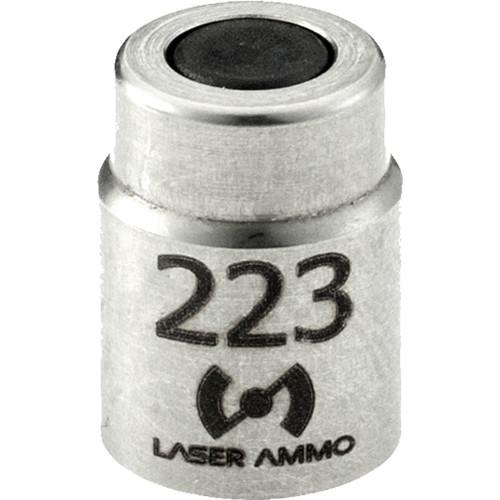 Laser Ammo Digital Boresight Conversion Back Cap for SureStrike .223 AR-15 Laser Training Cartridge
